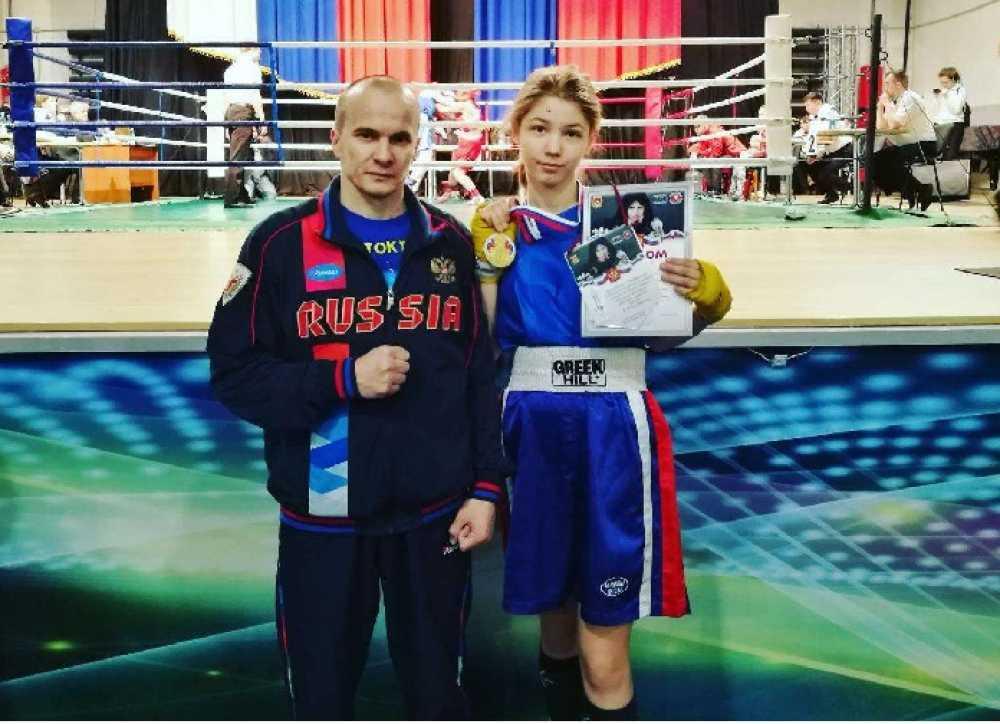 Напервенстве РФ побоксу дагестанцы взяли три медали