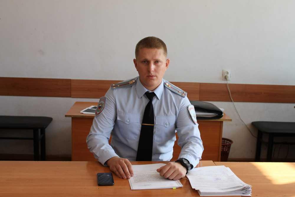 Проголосуем забийчанина: МВД проводит акцию «Народный участковый— 2017»