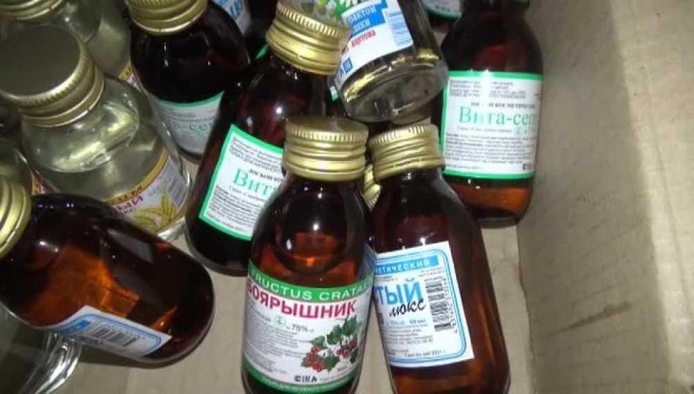 Реализацию продукции с содержимым спирта запретили на90 дней